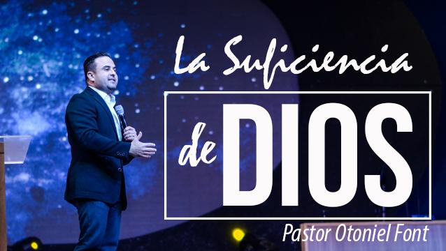 La Suficiencia de Dios